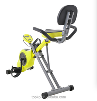 New Product 2016 Private Label Indoor Foldable Fitness Magnetic Exercise Bike