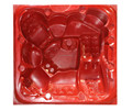 Fiberglass reinformace plastic spa mold for acrylic