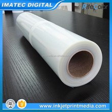 100mic Waterproof Clear Transparent Inkjet Film for Positive Silk Screen Printing for Plotter