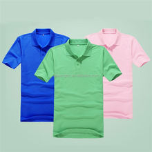 Factory Supply simple design plain blank men clothing with different size