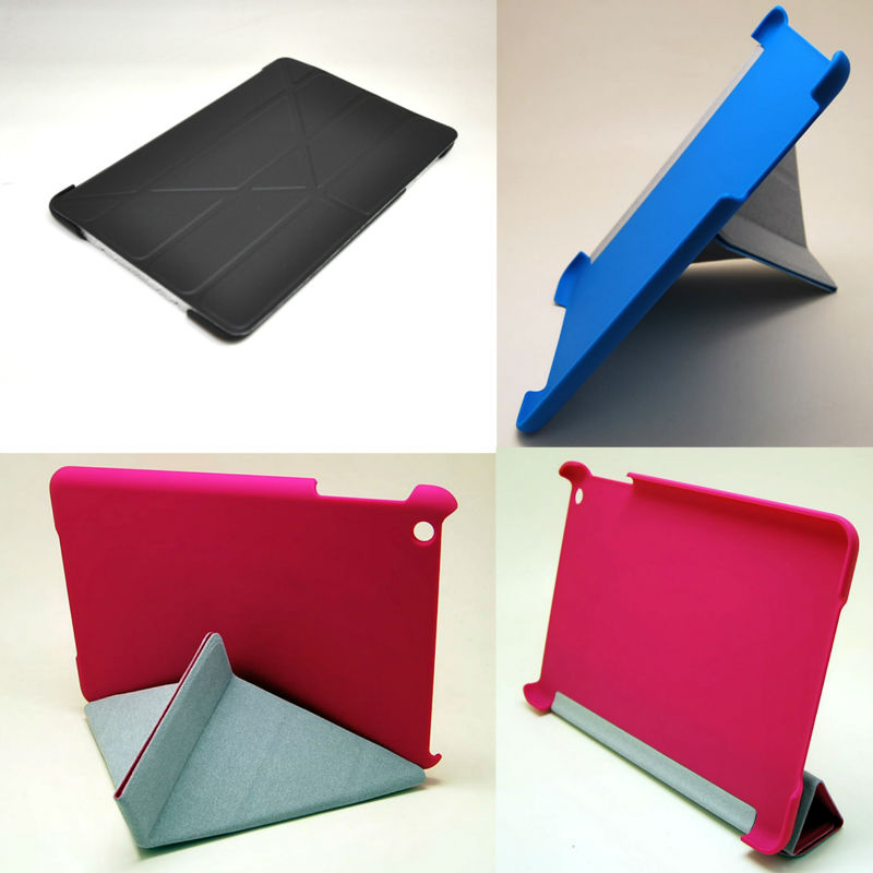 Smart Flip Standing Folder case for ipad Mini