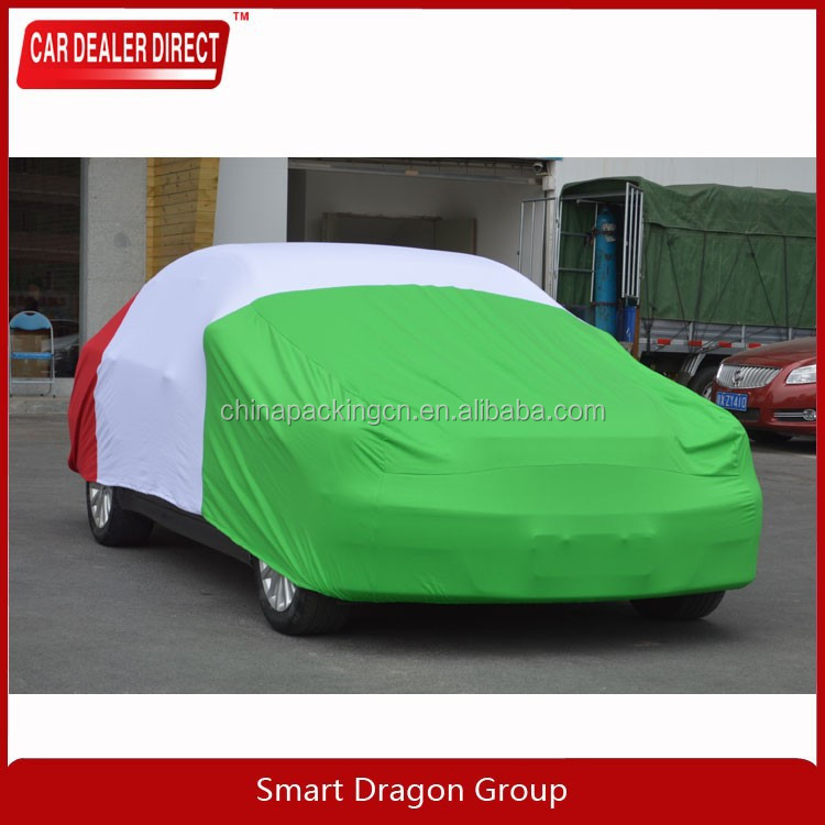 Customized UV protection car covers