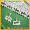 New design high quality customized labels for jewelry