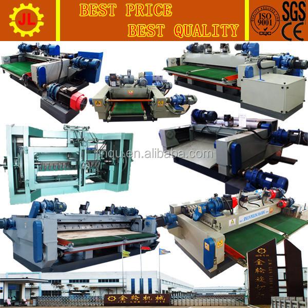 machine timber