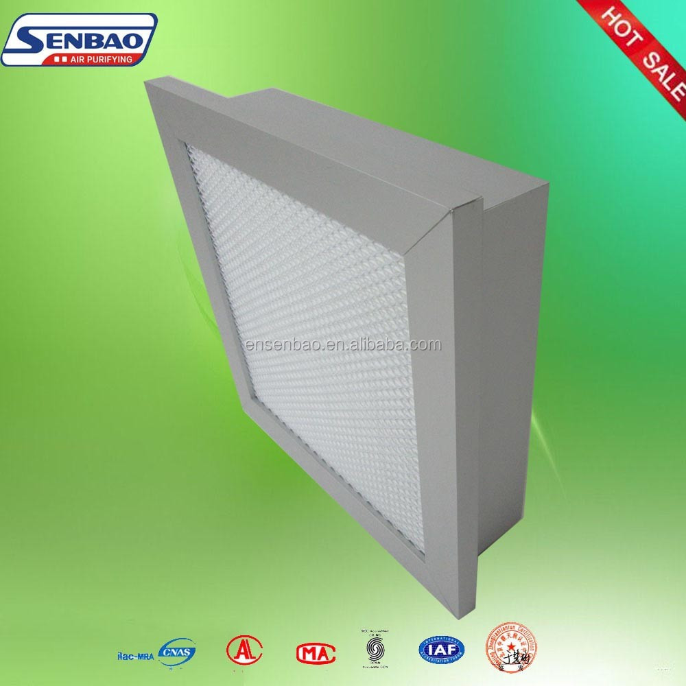 Ventilation System Ceiling Hepa Air Filter AHU