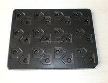 custom vacuum forming large hard plastic blister trays