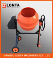 2017 mini concrete mixer machine