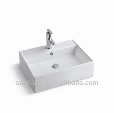 ceramic industrial hand wash basin suppliers in Foshan S1128-032B