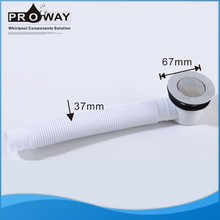 Shower Room Bathroom Waste Water Drainage Shower Tray Plastic Floor Drain