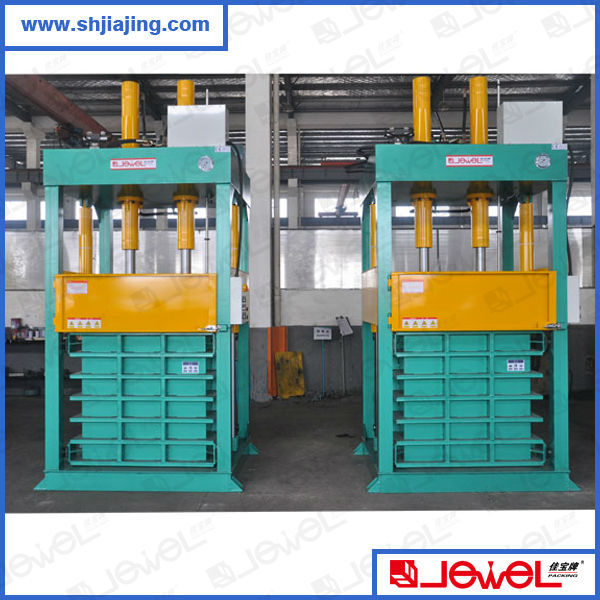 Hot sale baling machine for textiles ,used clothing baling machine