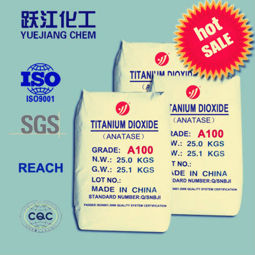 Titanium Dioxide Anatase A100 paint and rubber making near to DuPont tio2 R103