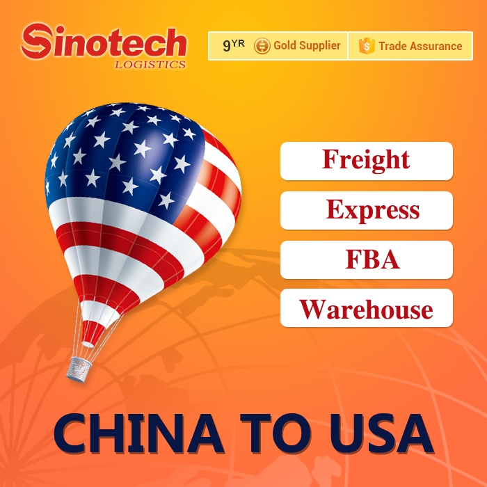 shiping cargo service China to USA Hot Sale, air freight air rates agent in China