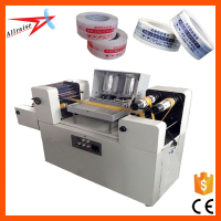 Excellent Durable Plastic Tape Film Printing Machine With CE