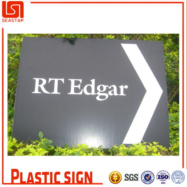 Real estate sign manufacturer in china