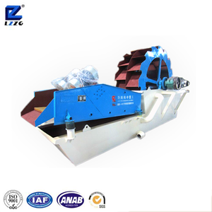 High capacity Wheel sand washer hydro and dewatering screen for sale