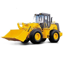 Full Hydraulic Mini 2Tons/5Tons Wheel Loader With New Design hIgh Quality