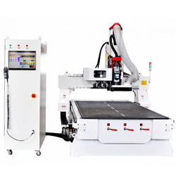 1325 auto tool change linear / carrousel type atc cnc router / woodworking cnc router machine