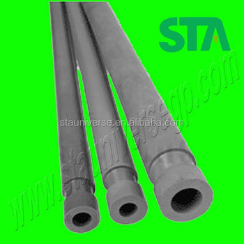 STA Sialon Silicon Nitride Thermocouple Protection Tube with longer working life