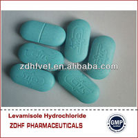veterinary Antiparasitic medicine 300mg 600mg 1g Levamisole hcl tablet for cattle,cow sheep,dog
