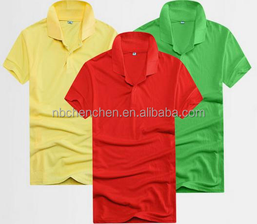 Factory direct wholesale cheap polo shirts 2016 custom made embroidery men polo t-shirt custom logo promotion t shirt polo