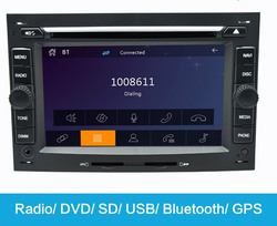 Car Audio Video Entertainment Navigation System For Peugeot