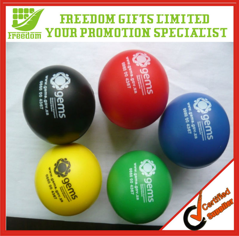 Printed Anti Bulk Kids Stress Balls