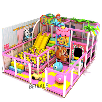 Funny Various design kids indoor game zone