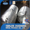 UAE and Saudi Arabia market Electro/hot dipped Galvanized Iron Wire in Tianjin