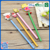 factory supplies 4B pencils 7 inch diamond pencil with cartoon topper