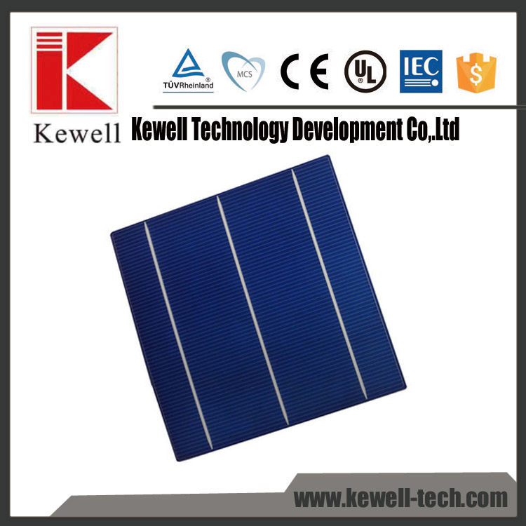 156x156 cheap price high efficiency photovoltaic poly solar cell