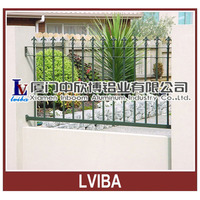 China Made Garden Decorative Panel Fence