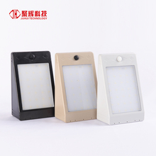 Waterproof IP65 2.6W ABS Solar Led Light Parts For Outdoor