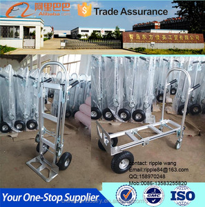 Heavy Duty Hand trolley HT1864A logistic cart High Quality Multi-Purpose Hand Cart, Hand Truck