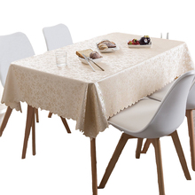 600404 Tablecloth Wipe Clean Waterproof Stain Resistant Oilproof Heavy Duty Plastic Plain PVC Table Cloth Rose Gold