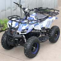 Fashion Design 800W 36V Powerful Kids Electric ATV Battery Quads