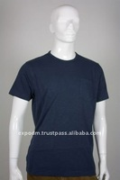BASIC TEE - SHIRT NAVY COLOR