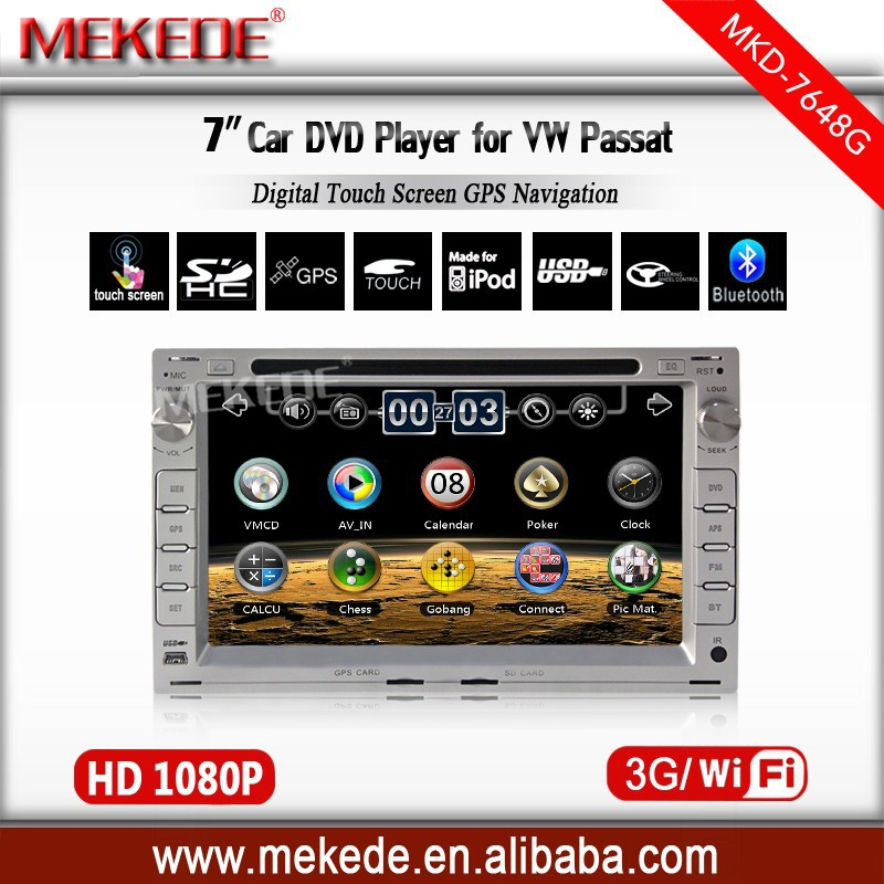 CAR AUDIO system for old VW Volkswagen Polo Passat B5 Jetta Sharan Multimedia Headunit Auto radio