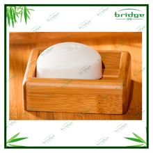 100% nature bamboo leachate soap holder