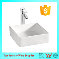 popular design mini bathroom vessel sink