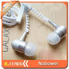 Competitive price earphones for s6 edge good quality mobile phone earphone earphone headset