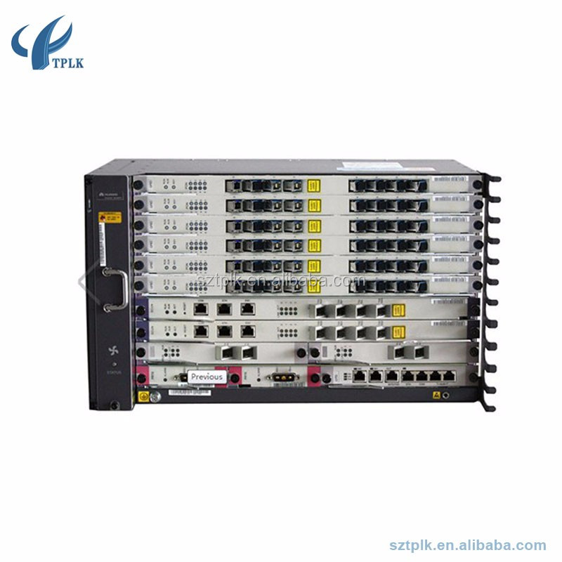 2017 Hot new products Huawei MA5603T with ADPE P2CA SCUB Huawei SmartAX MA5603T MA5683T EPON GPON OLT