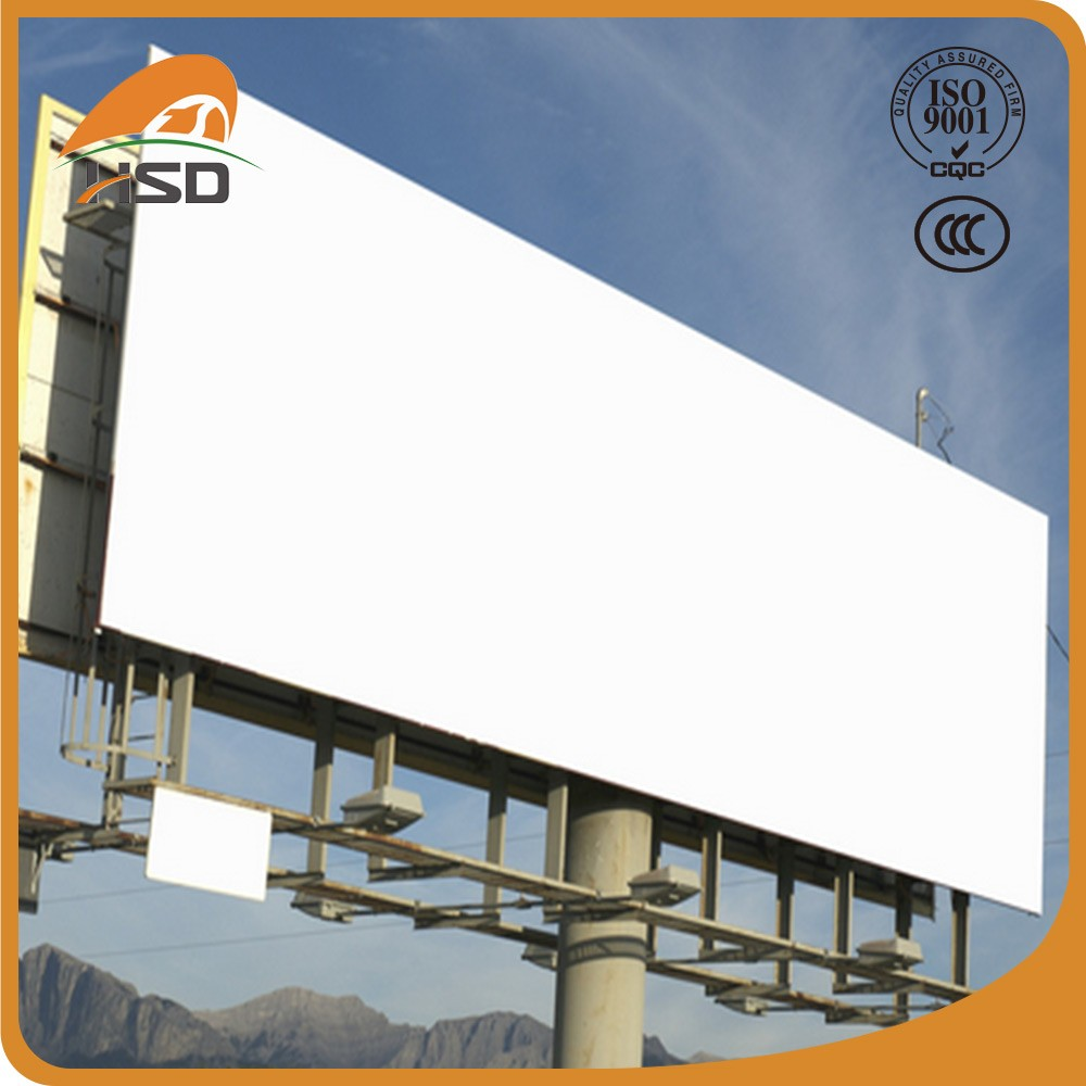 hot sale advertise printing max 5 meters pvc flex banner