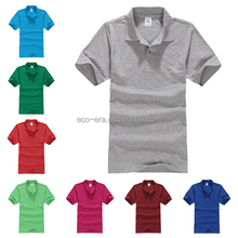 Bulk Items Wholesale Clothing Custom T shirts Sublimation Screen Printing 2016 Fashion Style Polo Shirt For Men