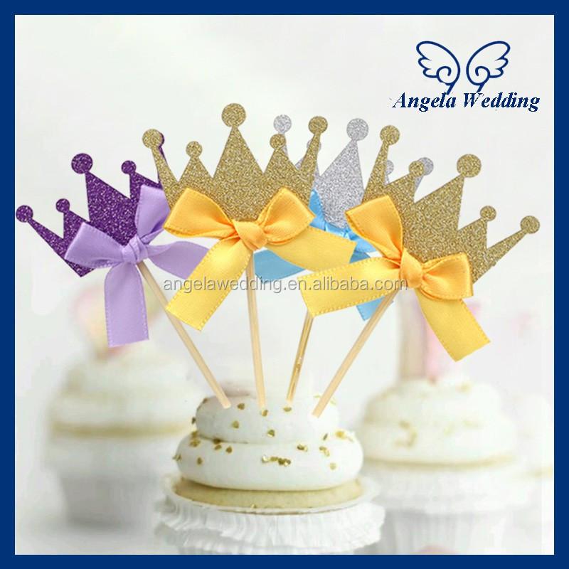 Cs007a Happy Birthday Party Elegant Baby Shower Decorations Gold ...