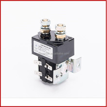 HUANXIN New Items 2018 24V Power Pin Electrical Contactors With High Efficiency
