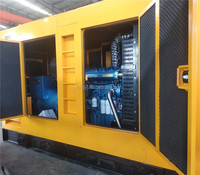 Made in China groupe electrogene diesel generator 600kva 750kva silent generator price