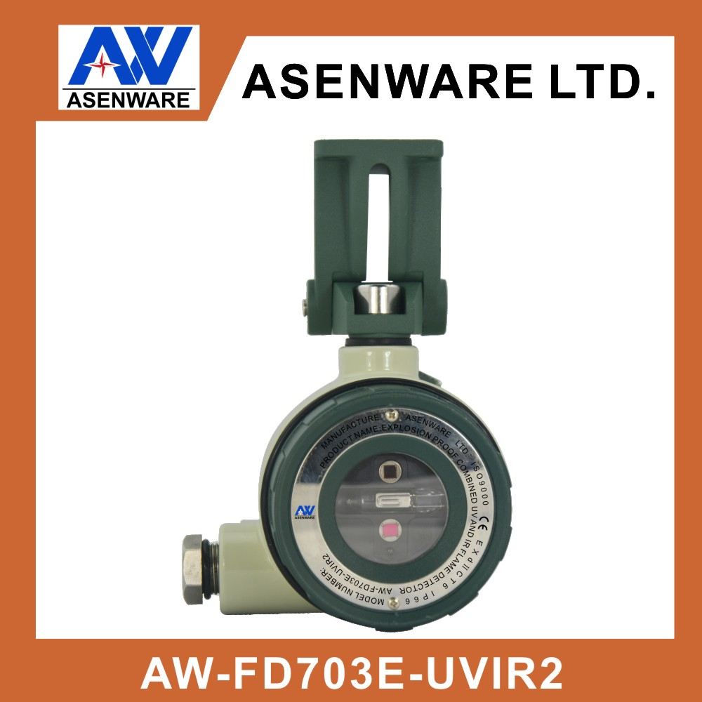 UV IR2 Ultraviolet and Infrared Flame Detector