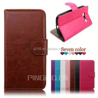 for Karbonn A11 case, book style leather flip case for Karbonn A11