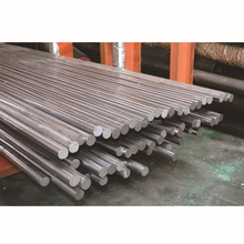 JW steel solid round bar