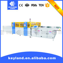 Touch screen solar pv laminator for 10mw solar module production assembly line